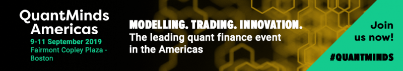 Closing banner for blogs - QuantMinds Americas