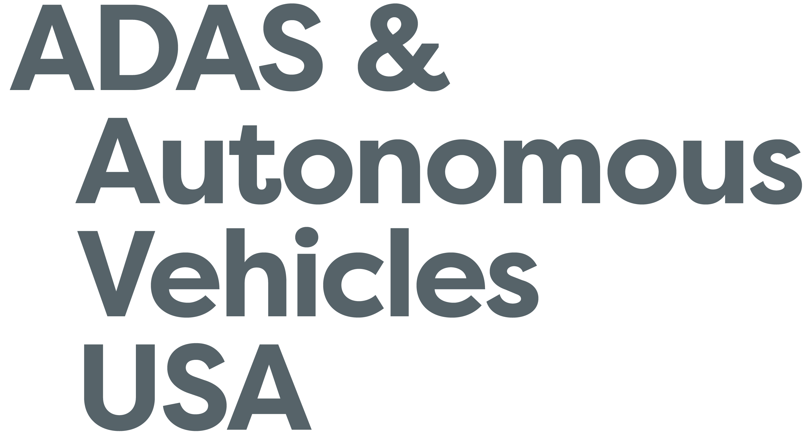 ADAS & Autonomous Vehicles USA Conference 2019